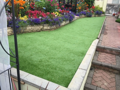 Artifical Turf After