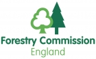 Forestry Commission England Stacked