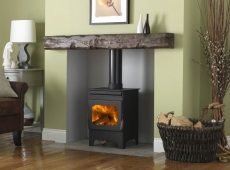 Wood Burning Stove Seasoned Logs