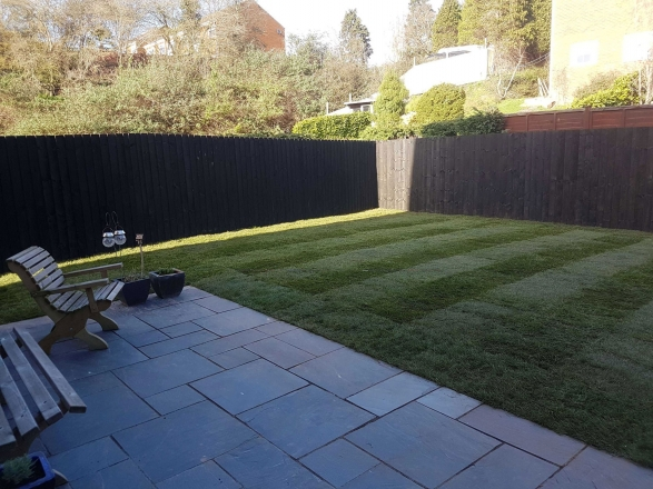 Completed Lawn Paving4