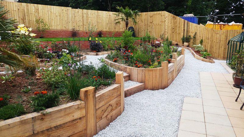 Free, bespoke Garden Landscaping Design Service - Teign